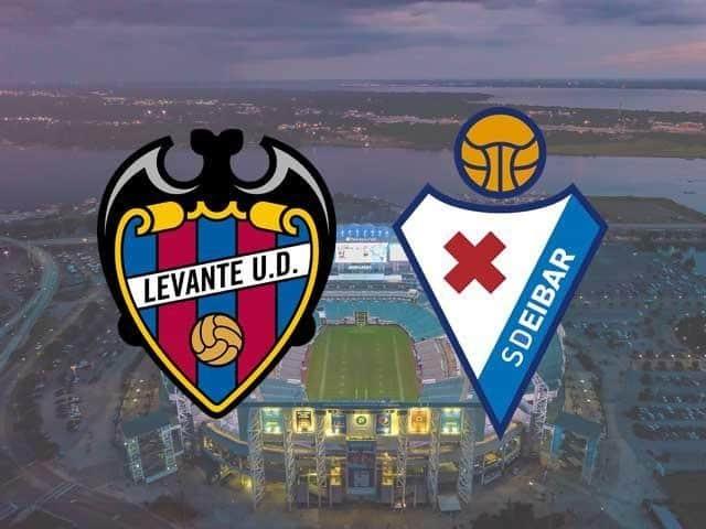 Soi keo Levante vs Eibar, 10/01/2021