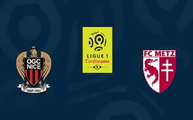 Soi keo Metz vs Nice, 10/01/2021