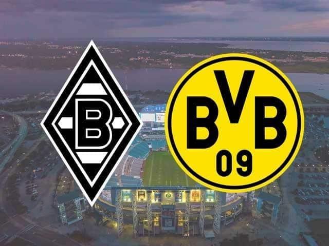 Soi keo Monchengladbach vs Dortmund, 23/01/2021