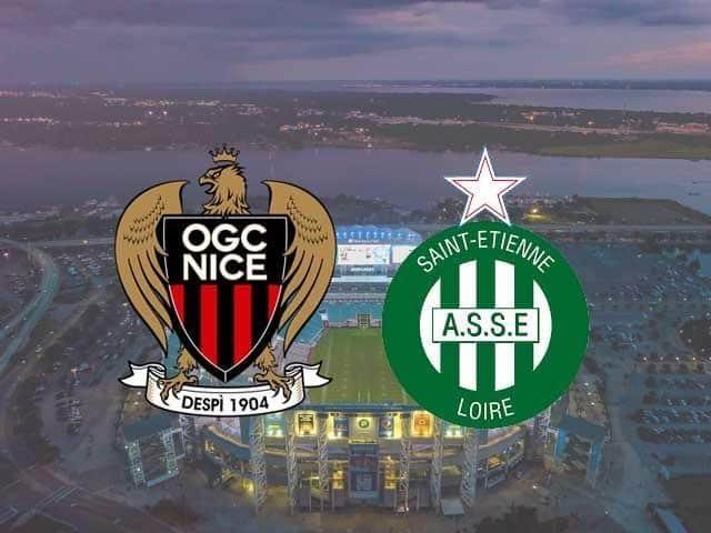 Soi keo Nice vs Saint-Etienne, 31/01/2021