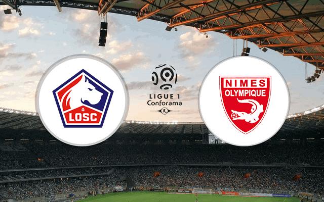 Soi keo Nimes vs Lille, 10/01/2021