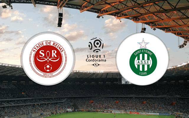 Soi keo Reims vs Etienne, 10/01/2021