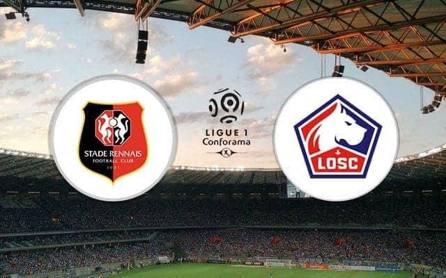 Soi keo Rennes vs Lille, 24/01/2021