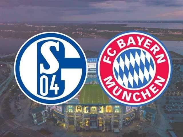 Soi keo Schalke 04 vs Bayern Munich, 24/01/2021