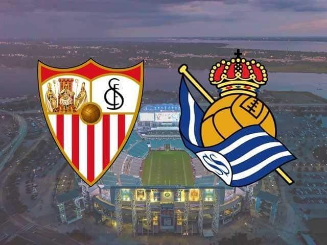 Soi keo Sevilla vs Real Sociedad, 09/01/2021