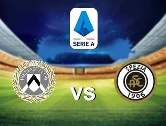 Soi kèo Spezia vs Udinese, 31/1/2021