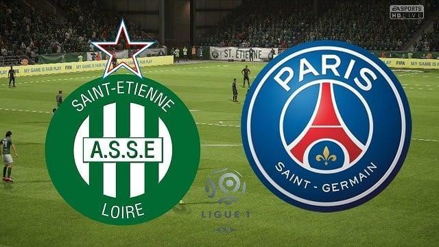 Soi keo St Etienne vs Paris SG, 07/01/2021