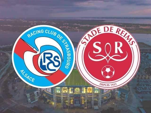 Soi keo Strasbourg vs Reims, 31/01/2021