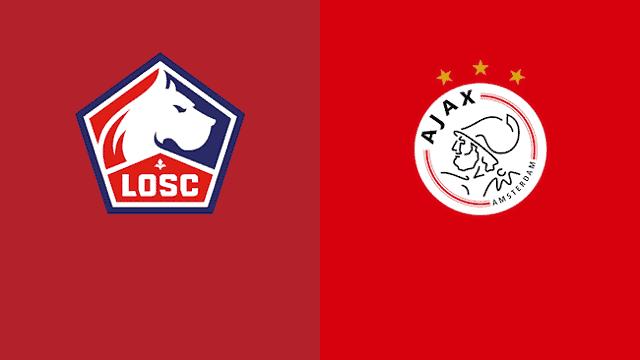 Soi keo Ajax vs Lille, 26/02/2021