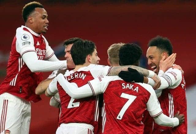 Soi keo Arsenal vs Benfica, 26/02/2021