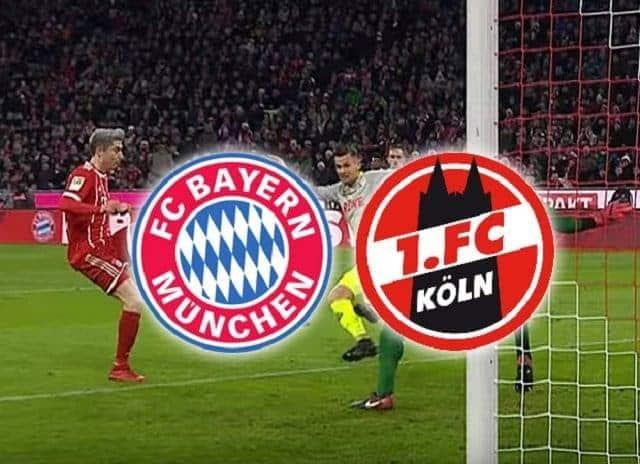 Soi kèo Bayern Munich vs FC Koln, 27/2/2021