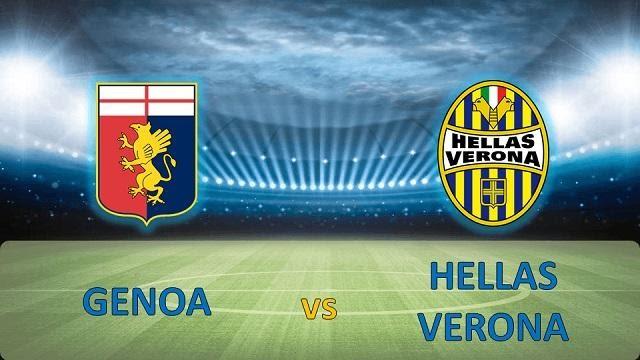 Soi keo Genoa vs Hellas Verona, 21/2/2021