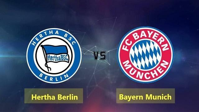 Soi keo Hertha Berlin vs Bayern Munich, 6/2/2021