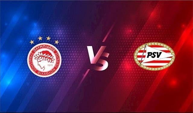 Soi keo PSV vs Olympiacos Piraeus, 26/02/2021