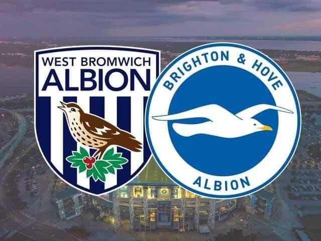 Soi kèo West Brom vs Brighton, 27/02/2021