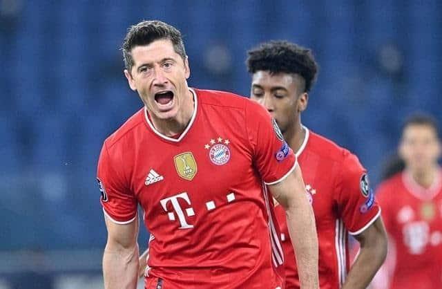 Soi keo Bayern Munich vs Lazio, 18/03/2021