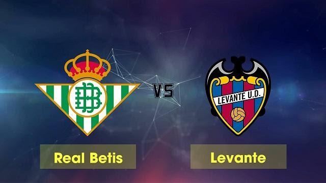 Soi keo Betis vs Levante, 21/03/2021