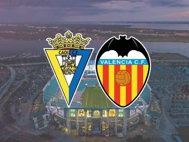 Soi keo Cadiz vs Valencia, 04/04/2021