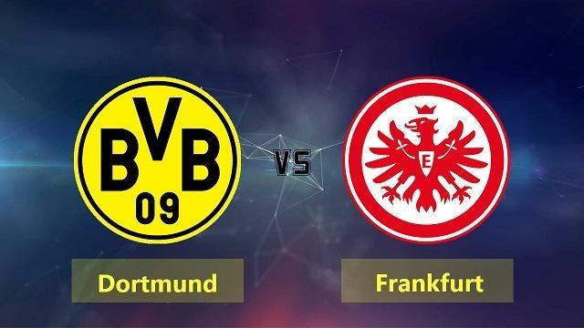 Soi keo Dortmund vs Eintracht Frankfurt, 03/04/2021