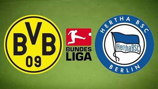 Soi kèo Dortmund vs Hertha Berlin, 14/3/2021