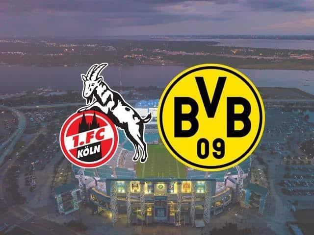 Soi keo FC Koln vs Dortmund, 20/03/2021
