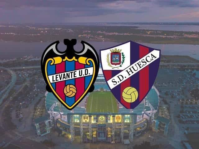 Soi keo Levante vs Huesca, 03/04/2021