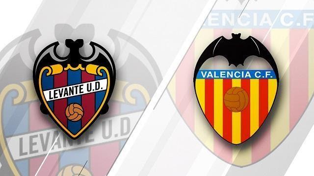 Soi keo Levante vs Valencia, 13/03/2021