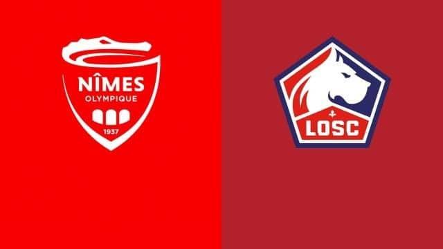 Soi keo Lille vs Nimes, 21/3/2021