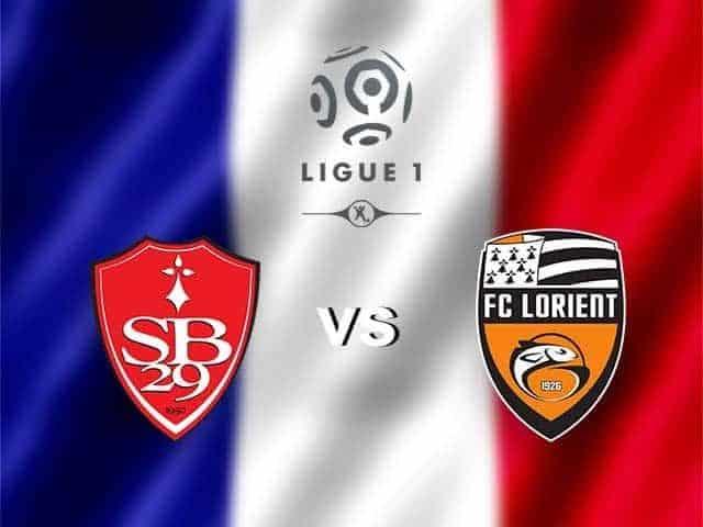 Soi kèo Lorient vs Brest, 04/04/2021