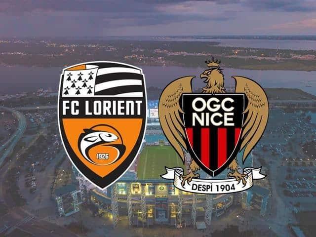 Soi keo Lorient vs Nice, 14/03/2021