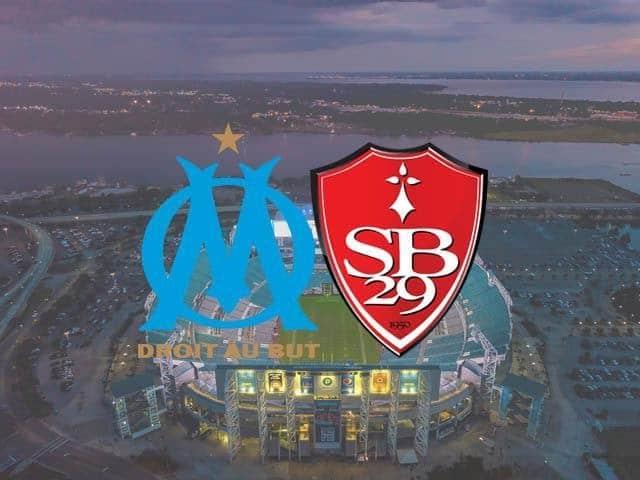 Soi keo Marseille vs Brest, 13/03/2021