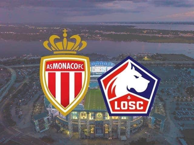 Soi keo Monaco vs Lille, 14/03/2021
