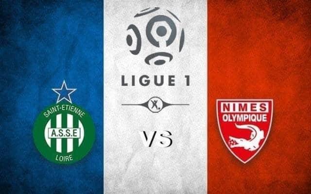 Soi kèo Nimes vs St Etienne, 04/04/2021