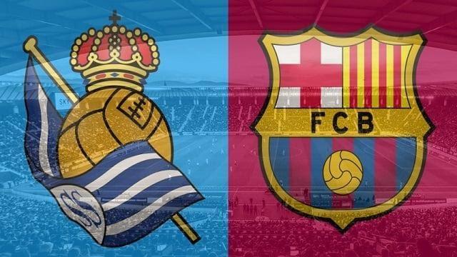 Soi keo Real Sociedad vs Barcelona, 22/03/2021