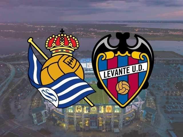 Soi keo Real Sociedad vs Levante, 08/03/2021