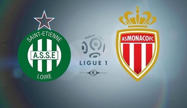 Soi keo St Etienne vs Monaco, 20/3/2021