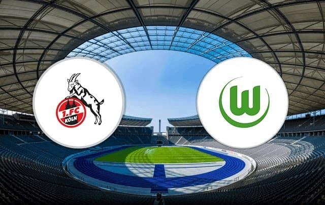 Soi keo Wolfsburg vs FC Koln, 03/04/2021