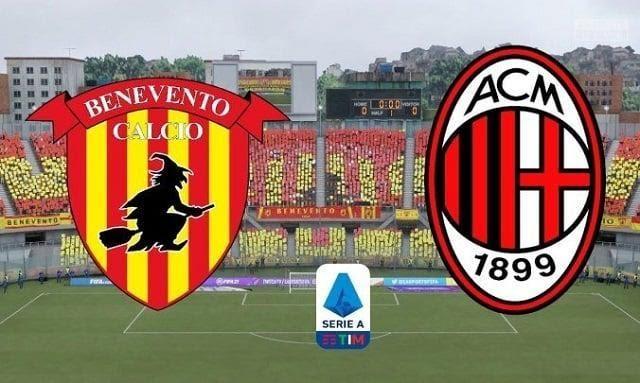 Soi kèo AC Milan vs Benevento, 02/05/2021