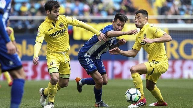 Soi keo Alaves vs Villarreal, 22/04/2021