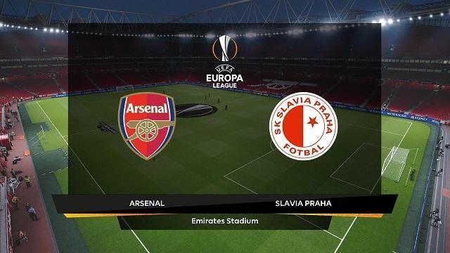 Soi keo Arsenal vs Slavia Prague, 9/04/2021