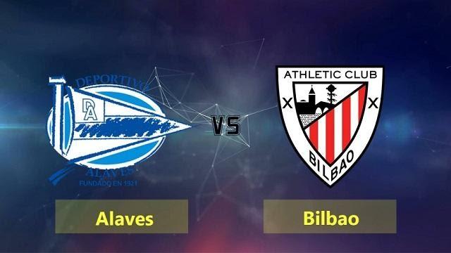 Soi keo Ath Bilbao vs Alaves, 10/04/2021