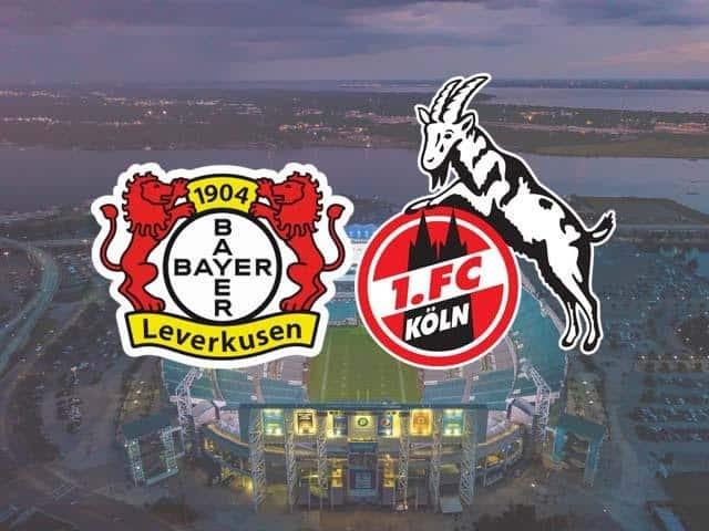 Soi keo Bayer Leverkusen vs FC Koln, 17/04/2021