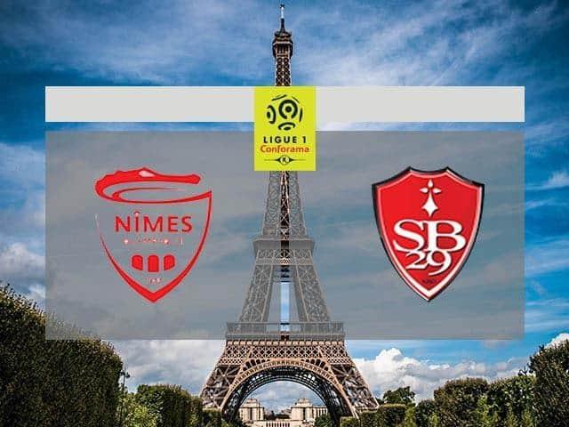Soi keo Brest vs Nimes, 11/04/2021