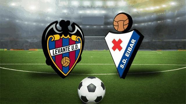 Soi keo Eibar vs Levante, 10/04/2021