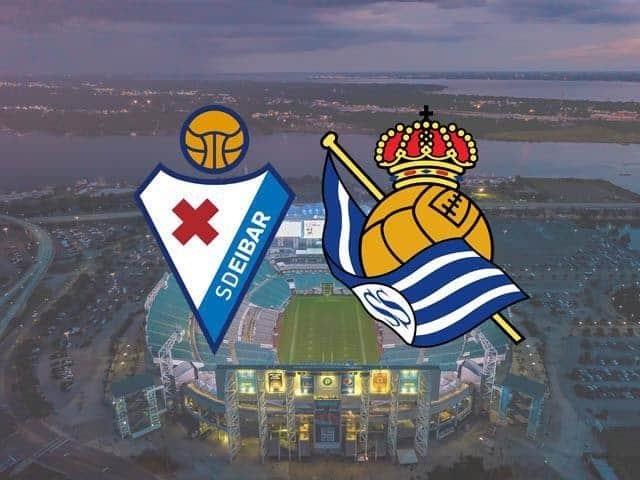 Soi keo Eibar vs Real Sociedad, 27/04/2021