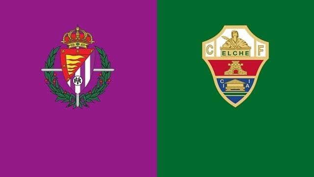 Soi keo Elche vs Valladolid, 22/04/2021