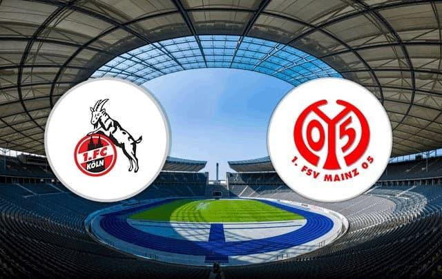 Soi keo FC Koln vs Mainz, 11/04/2021