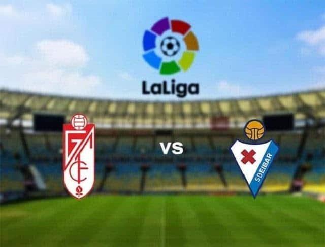 Soi keo Granada CF vs Eibar, 23/04/2021