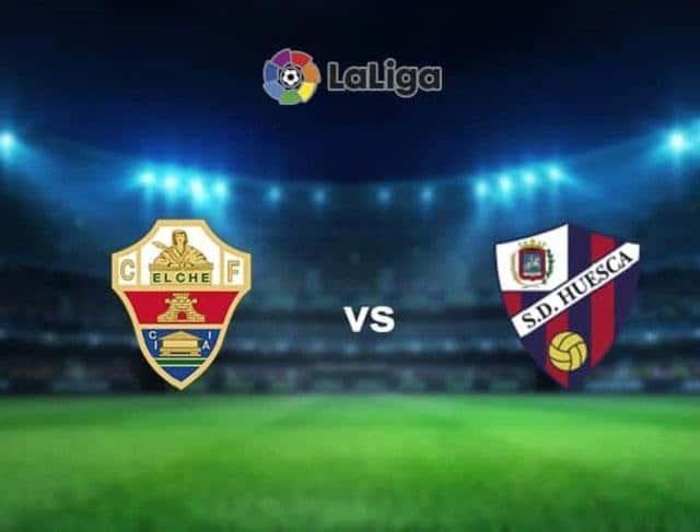 Soi keo Huesca vs Elche, 10/04/2021