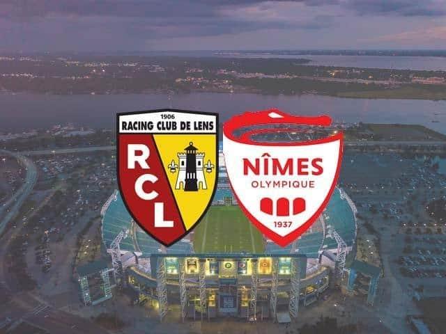 Soi keo Lens vs Nimes, 25/04/2021